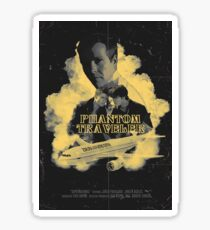 Supernatural Phantom Traveler Poster Sticker