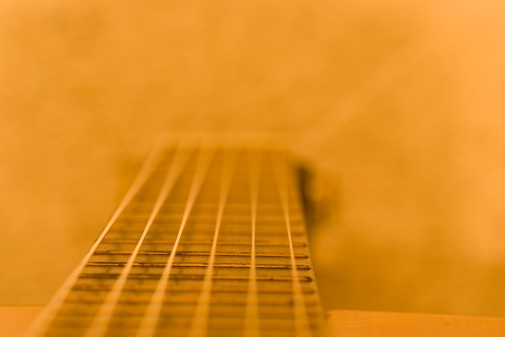 Acoustic depth #2 by Nzaweird
