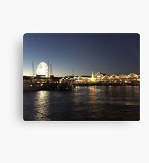 The Waterfront, South Africa Canvas Print