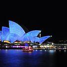 Sydney Opera House - Vivid 2014 by petejsmith