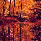 October Magic by Rodney Lee Williams