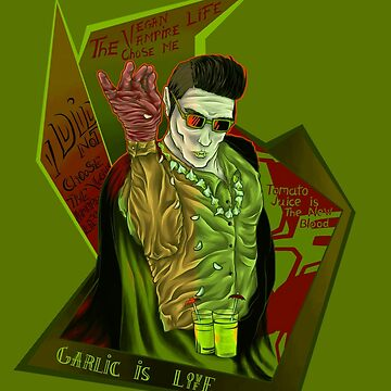 Vegan Vampire V3 by BobyGates