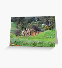The Old Millhouse - Perth Western Australia  Greeting Card