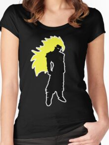 """""""Beyond v2"""" Women's Fitted Scoop T-Shirt"""