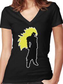 """""""Beyond v2"""" Women's Fitted V-Neck T-Shirt"""