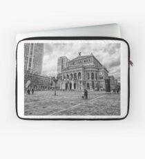 Alte Oper Frankfurt am Opernplatz Laptop Sleeve