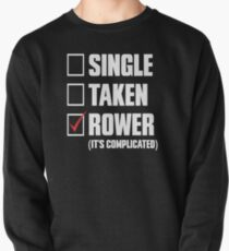 Single - Taken - Rower - It's Complicated T-Shirt
