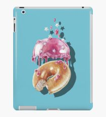 Space Doughnut iPad Case/Skin