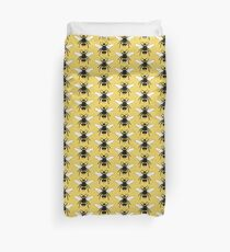 Bumble Bee Duvet Cover