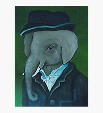 The Elephant Man Photographic Print
