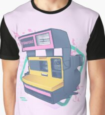 Retro camera - 80s Graphic T-Shirt