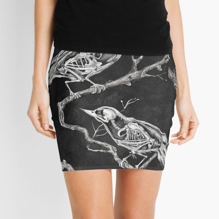 Olvidos Mini Skirt