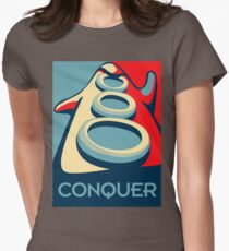 Conquer Women's Fitted T-Shirt