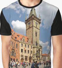 Prague 2011 29A Graphic T-Shirt