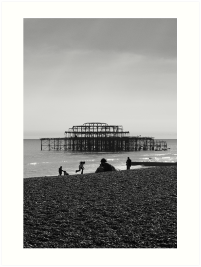 West Pier 2 by Andrew O'Hara