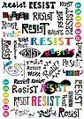 resist them white by Andi Bird