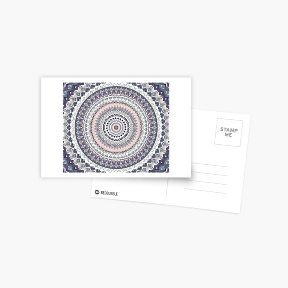 Mandala 203 Postal