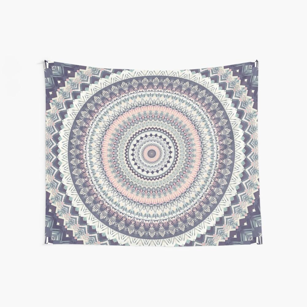 Mandala 203 Wall Tapestry