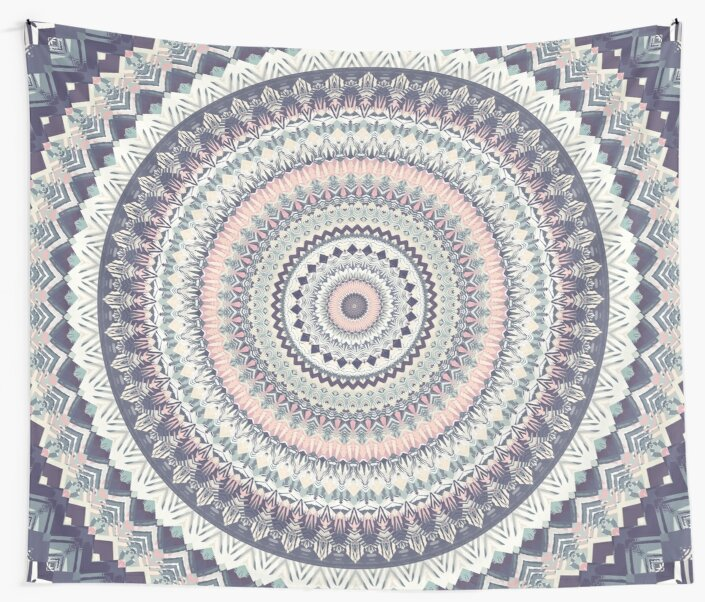 Mandala 203 by PatternsofLife