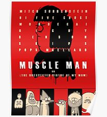 Muscle Man or (The Unexpected Virtue of My Mom) Poster