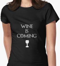 Game of Thrones - Wine is Coming T-Shirt