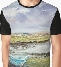Canna, Connemara Graphic T-Shirt