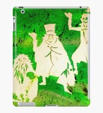 Three Hitchhikers iPad Case/Skin