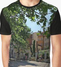 Prague 2011 42A Graphic T-Shirt