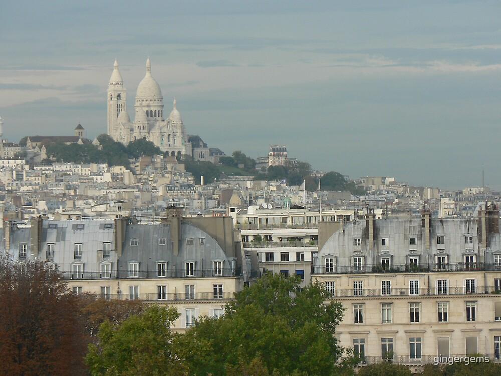 Montmartre by gingergems