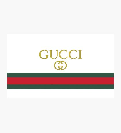 gucci Photographic Print