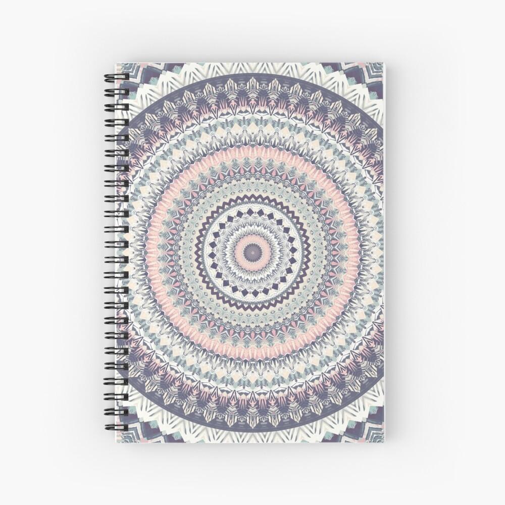 Mandala 203 Cuaderno de espiral