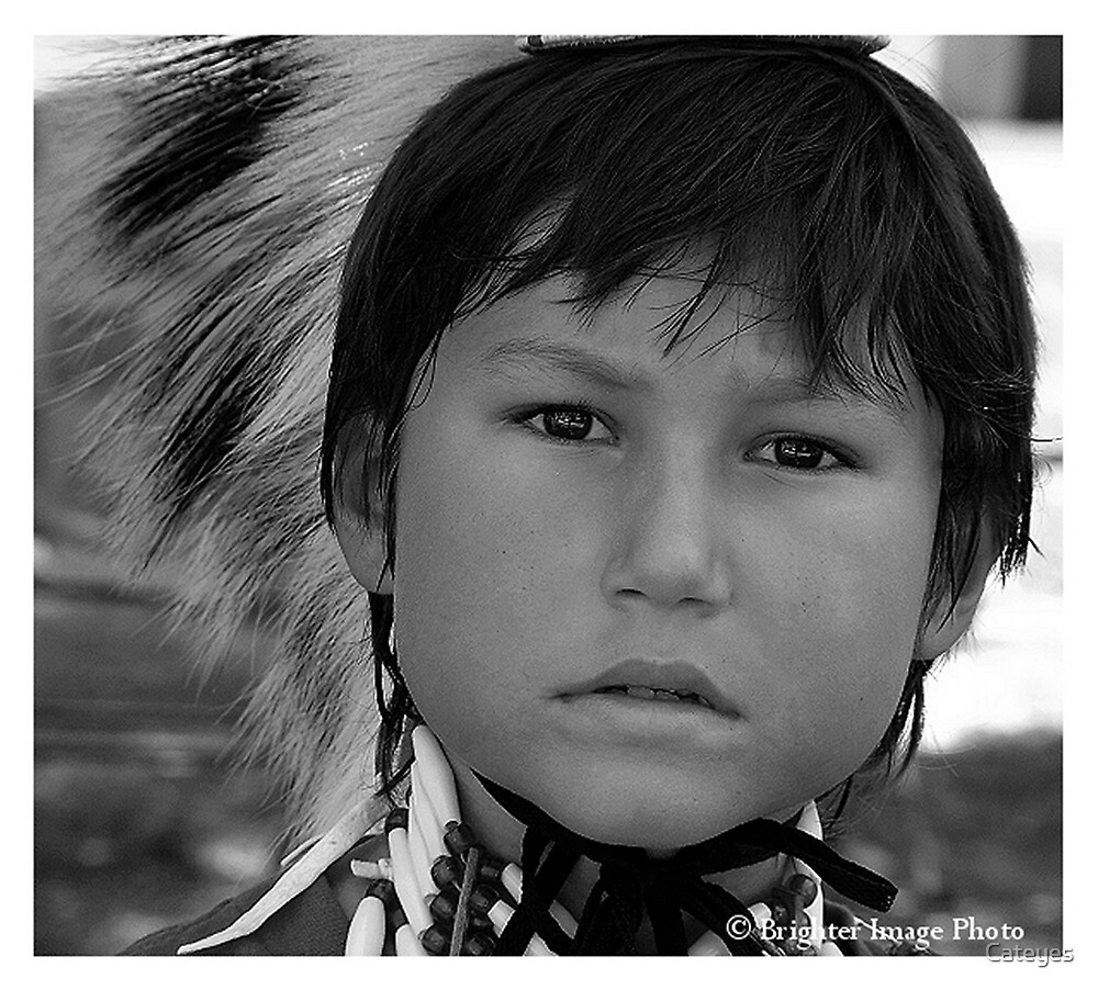 Little Warrior by Cateyes
