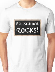 Preschool Rocks! Unisex T-Shirt