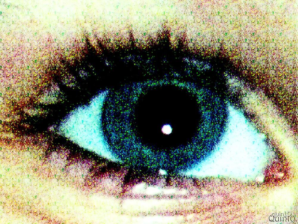 Eye Art by quin10