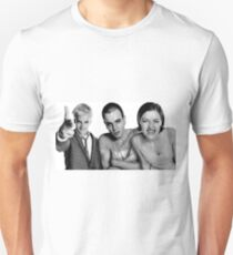 Trainspotting - SIck Boy, Renton, Diane design - Danny Boyle cult movie T-Shirt