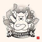Polar Bear Almighty by Panda And Polar Bear