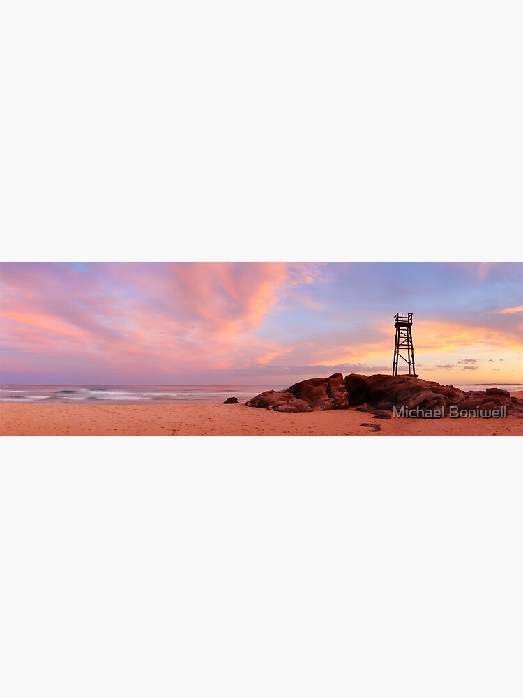 Day's End, Redhead Beach, Newcastle, New South Wales, Australia by Chockstone