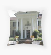 HOME OF THE KING Throw Pillow