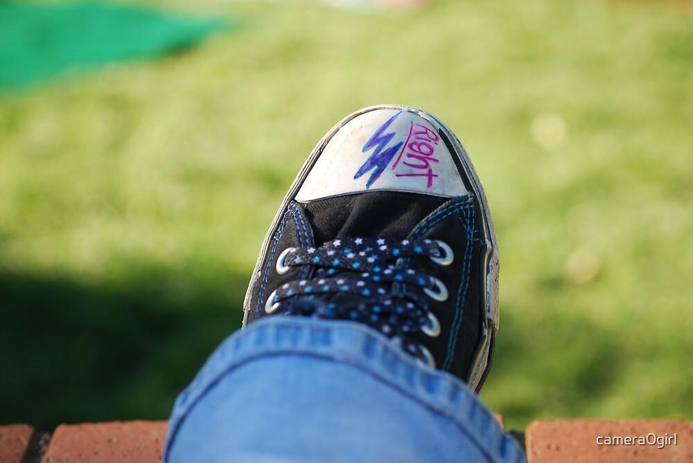 shoe by camera0girl