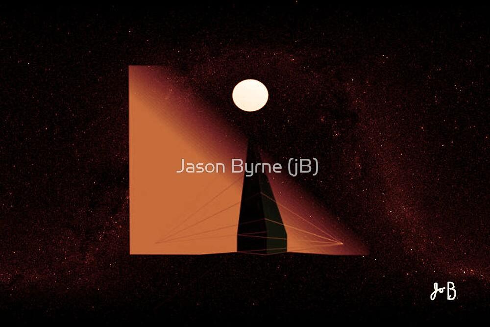 LIGHT AND DARK by Jason Byrne (jB)