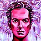 Joe Strummer is Burning by Adam Campbell