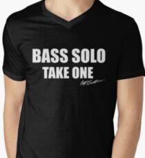 Bass Solo, Take One Men's V-Neck T-Shirt