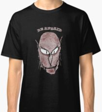 Scary Vampire Drawing Classic T-Shirt
