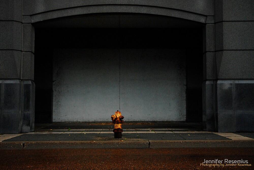 Hydrant by Jennifer Resemius