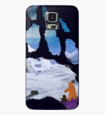 Himmel Flügel Hülle & Klebefolie für Samsung Galaxy