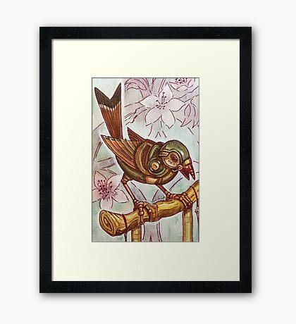The Nightingale Framed Print