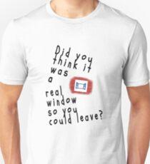 Hedwig - Split - Black Font Unisex T-Shirt