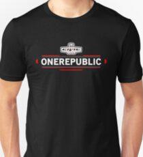 OneRepublic One Republic Tour 2017 AA04 T-Shirt