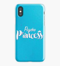 Psycho Princess iPhone Case/Skin