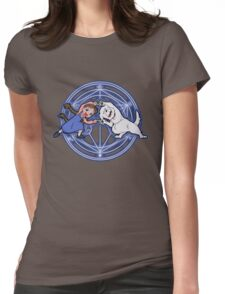Fullmetal Fusion HaHa! Womens Fitted T-Shirt